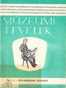 Múzeumi levelek, 15.