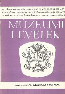 Múzeumi levelek, 31-32