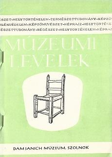 Múzeumi levelek, 25-26