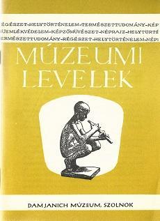 Múzeumi levelek, 24