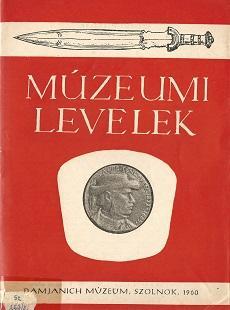 Múzeumi levelek 3.