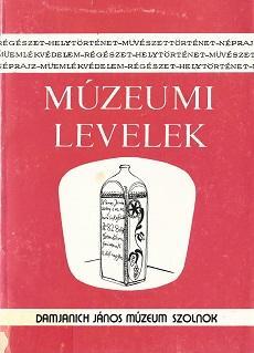Múzeumi levelek 71-72