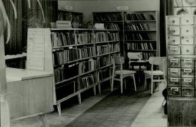 Kenderesi Könyvtár