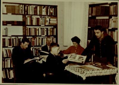 Zagyvarékasi könyvtár
