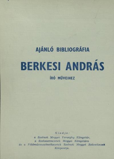 Berkesi András 1962
