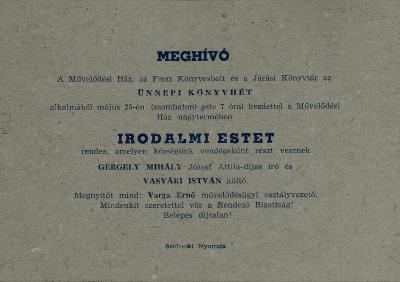 Kunszentmárton 1963
