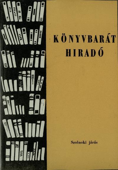 Könyvbarát Hiradó