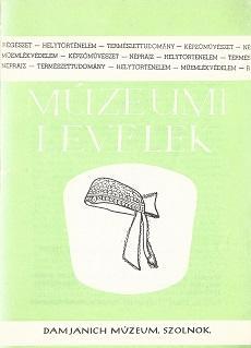Múzeumi levelek, 20-21