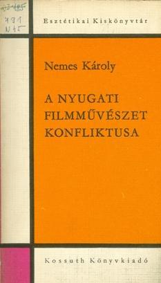 A nyugati filmművészet konfliktusa