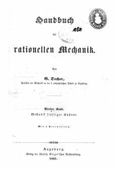 Decher, Georg 4/1861