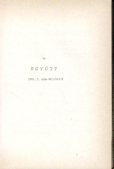 Cikkbibliográfia címlapja