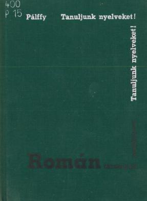 Román társalgási zsebkönyv