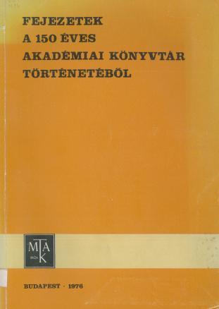 Akadémiai Könyvtár