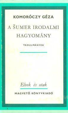 A sumer irodalmi hagyomány