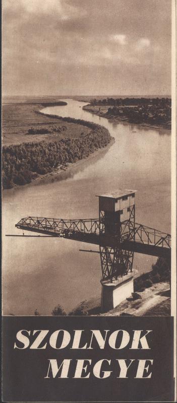 Szolnok megyei ismertető brossúra