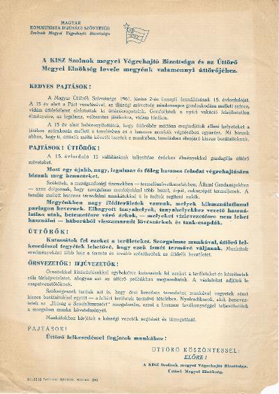 15 éves a Magyar Úttörők Szövetsége
