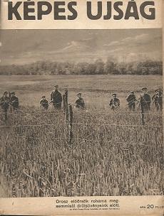 Lead Képes Újság, 1915. augusztus 8