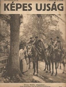 Lead Képes Újság, 1915. augusztus 29