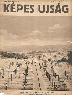 Lead Képes Újság, 1915. szeptember 5