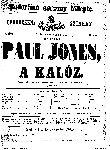 Paul Jones, a kalóz