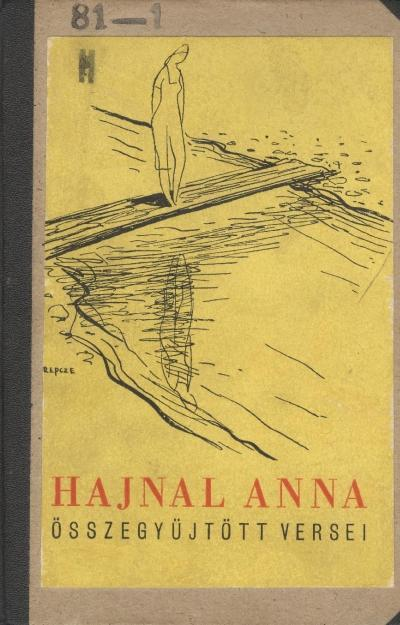 Hajnal Anna összegyűjtött versei