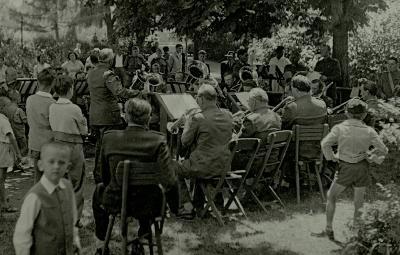 Szolnoki MÁV Fúvószenekar 1958.06.08.