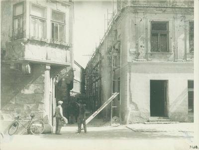 Az Ott-ház restaurálása