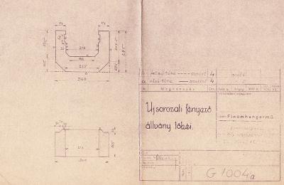 Magyar Nemzeti Digitális Archívum • Háromlábú egyengelő szék