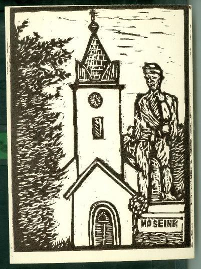 Kuncsorba, Református templom Magyarország gyermekszemmel linómetszetekben Szávai István és a Szolnoki Metszőkör