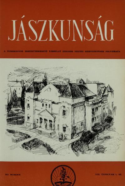 Jászkunság 1962