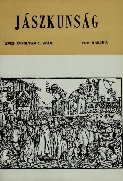 Jászkunság 1972
