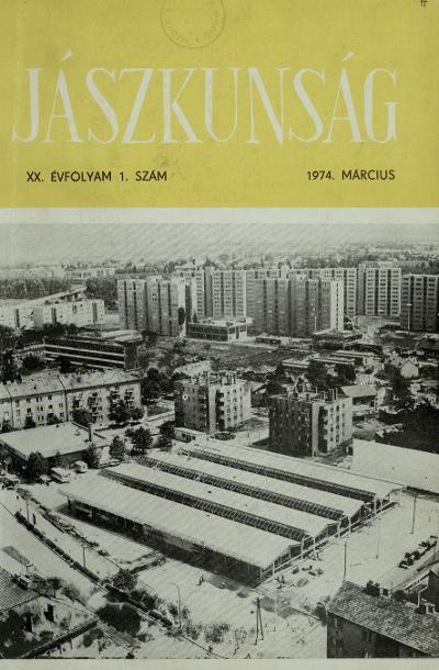 Jászkunság - 1974
