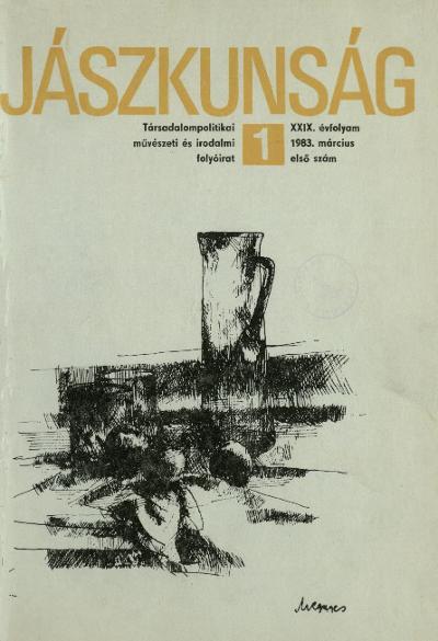 Jászkunság - 1983