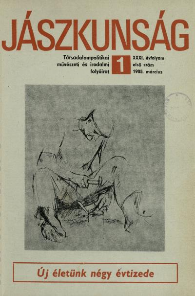 Jászkunság - 1985