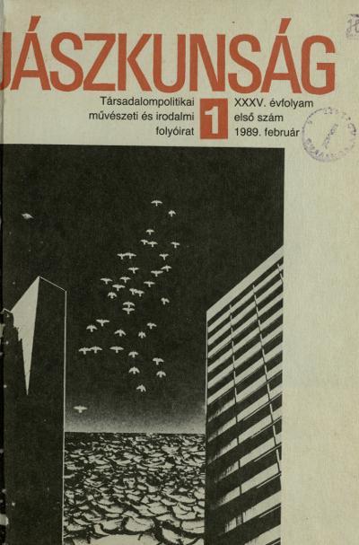 Jászkunság - 1989