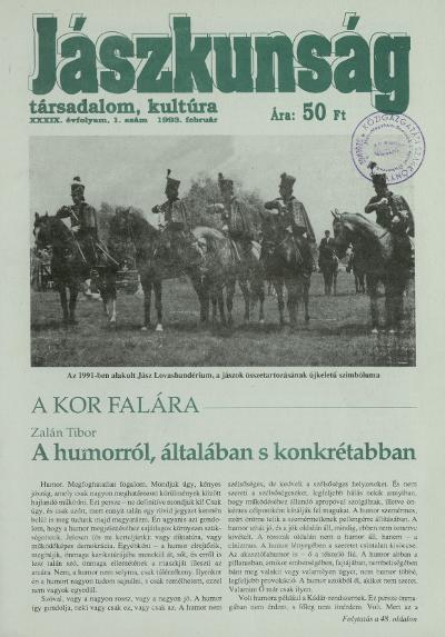 Jászkunság 1993