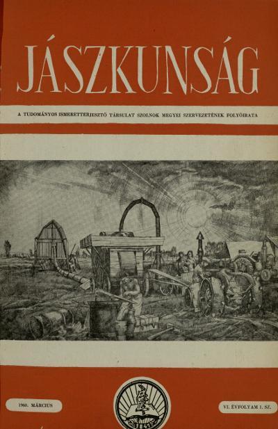 Jászkunság 1960