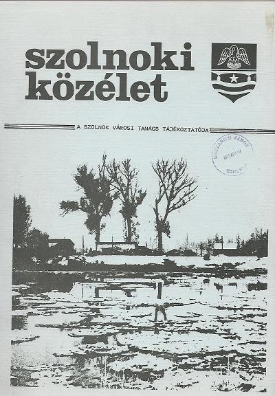 Lead Szolnoki közélet, 1987. március