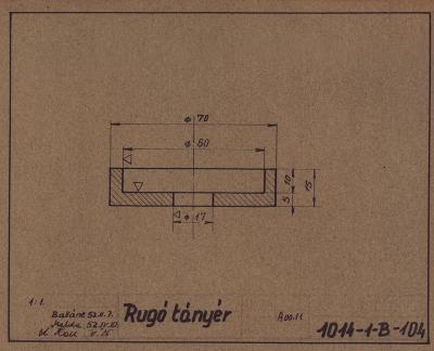 Rugo tanyer