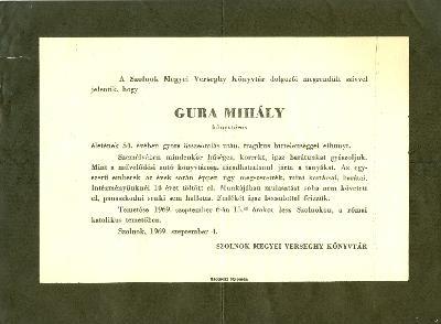 Gura Mihály