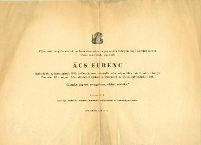 Ács Ferenc