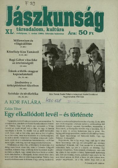 Jászkunság 1994