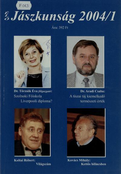 Élő Jászkunság 2004