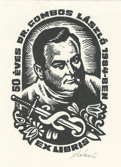 50 éves Dr. Gombos László