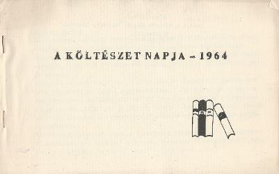 A költészet napja - 1964