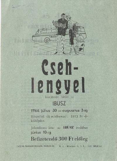 Cseh-lengyel körutazás