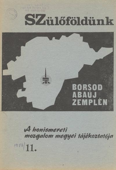 Szülőföldünk, Borsod-Abaúj-Zemplén