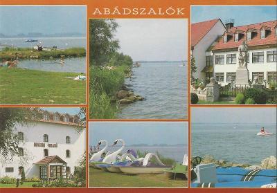 Tisza-tó Képeslaptár