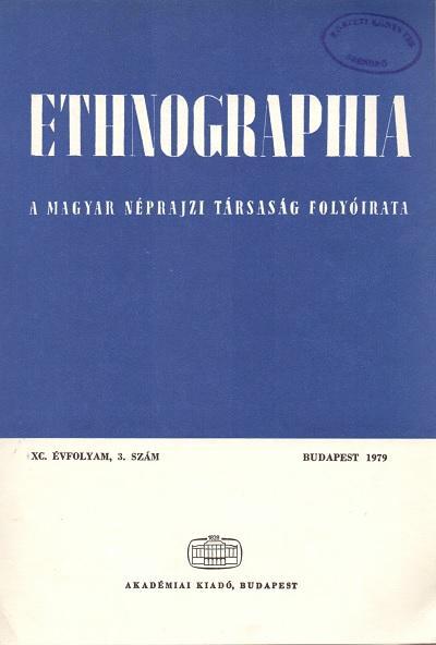 Ethnographia 1979/3