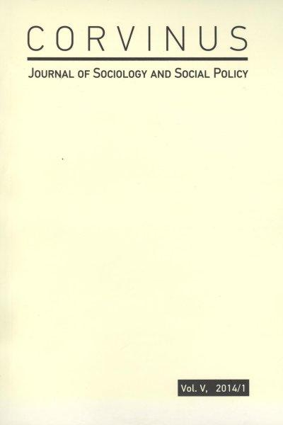 Corvinus Journal of Sociology and Social Policy